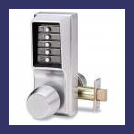 Keyless Lock Style 1, Safes Winnipeg, Winnipeg Locksmith